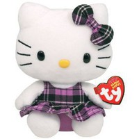 Hello Kitty - Purple Plaid