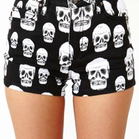 Skull Crusher Shorts