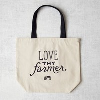 Market Tote Bag - Love Thy Farmer