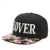 United Couture Lover Floral Snapback Hat at PacSun.com