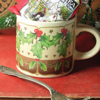 Holiday Holly Mug