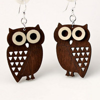 Owls little Hoot by GreenTreeJewelry on Etsy