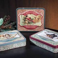 Holiday Confections Tins