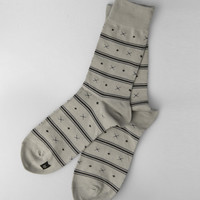 Richer Poorer Pioneer Socks - Grey
