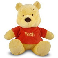 Kids Preferred Disney Plush, Winnie The Pooh: Baby