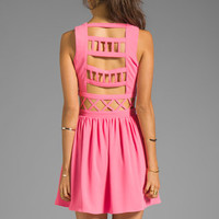Lovers + Friends Destiny Dress in Pink from REVOLVEclothing.com