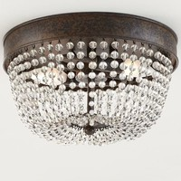 Arabella Beaded Flushmount