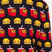 ASOS Burger and Chips Jumper