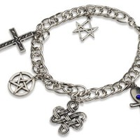 Amazon.com: Supernatural Hunter's Bracelet (Mary Winchester Bracelet): Jewelry