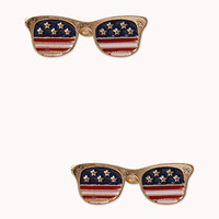 Star-Spangled Sunglasses Studs