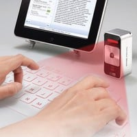The Virtual Keyboard.