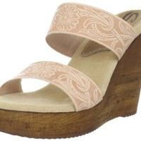 Sbicca Women's Riley Wedge Sandal