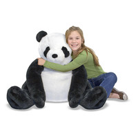 Melissa & Doug Lifelike and Lovable Plush Panda