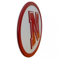 Fan Creations University of Nebraska Logo Wall Art - C0504-Nebraska - All Wall Art - Wall Art & Coverings - Decor