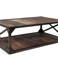 One Kings Lane - Surface Beauty - Tallulah Coffee Table