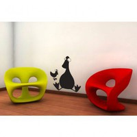 ADZif Memo Duck Wall Decal - TAB27 - All Wall Art - Wall Art & Coverings - Decor