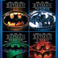 4 Film Favorites: Batman (Bby) - Blu-ray Disc