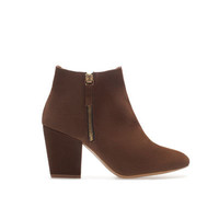 BASIC COWBOY ANKLE BOOT - Shoes - Woman | ZARA United States