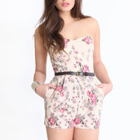 Far Beyond Romper - $48.00 : ThreadSence.com, Your Spot For Indie Clothing & Indie Urban Culture