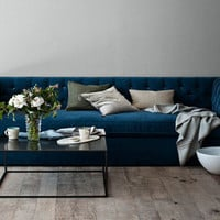 canvas  — Mercer Tufted Sofa