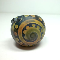 Glass Pipe, SALE Sandblasted Full Color Beautiful Pipe, One of a Kind, Cgge Team, Ready for shipping M53