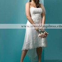Style PS025-Plus Size Wedding Dresses