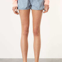MOTO Utility Draw String Shorts