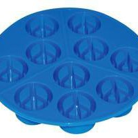 Peace Sign Ice Tray