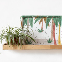 Trees Tea Tray by Depeapa