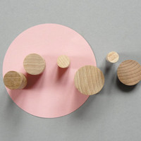 Present&Correct - Wood Magnets