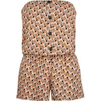 Tillys Cute Romper Small New With Tags