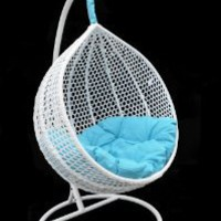 Ravelo - Vibrant Outdoor Swing Chair Great Hammocks - Model - Y9104 WT