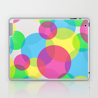 bubbles Laptop & iPad Skin by -jamiegrittner