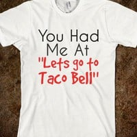 Taco Bell - Funny Tops - cute Skreened T-shirts, pretty Organic Shirts, Hoodies, Kids Tees, Baby One-Pieces and Tote Bags