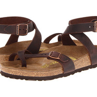 Birkenstock Yara Oiled Leather