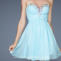 La Femme 18434 Dress - In Stock - $350