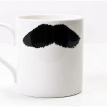 Oak | Peter Ibruegger MOUSTACHE MUG