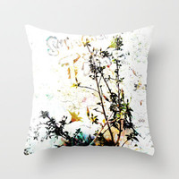 Summer Time Throw Pillow by Ben Geiger