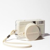 UrbanOutfitters.com &gt; White Iridescent Sparkle Fisheye Camera