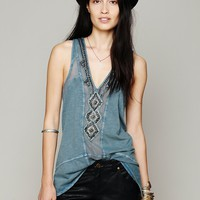 Free People Focus On Center Tank