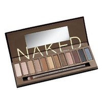 Urban Decay Naked 1 Makeup Palette Cosmetics Professional Eye Shadow