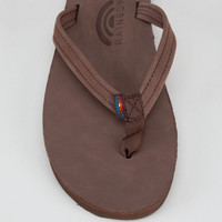 RAINBOW Narrow Strap Womens Sandals
