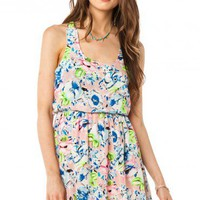 Flower Riot Dress - ShopSosie.com