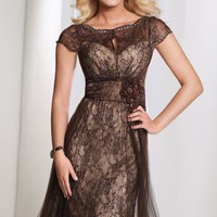 Mon Cheri 113854 Dress - MissesDressy.com