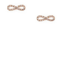 Eternity Crystal Studs