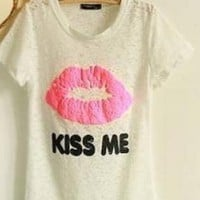 Kiss Me Lace Top