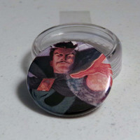 "Comic Book 1.5"" Button// Doctor Strange"