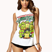 Teenage Mutant Ninja Turtles® Muscle Tee | FOREVER 21 - 2060892919
