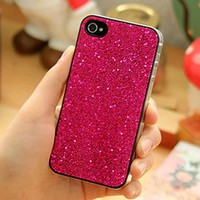 Shining Rhinestone Case for iPhone5
