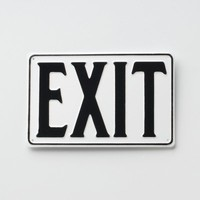 Exit Sign | Schoolhouse Electric & Supply Co.